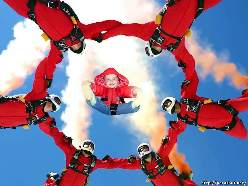 Поздравления с днем рождения мужчине парашютисту 78